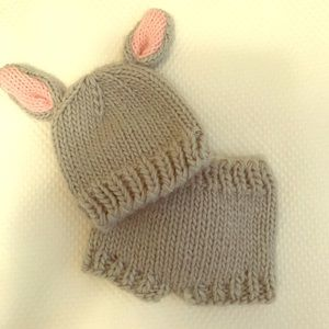 Other - Newborn hat and diaper cover